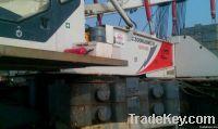 Used Crawler Cranes Zoomlion QUY400