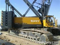 Used Crawer Cranes Sany SCC2500C