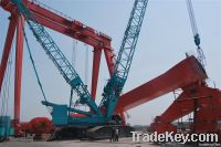Used Crawer Cranes Kobelco SL6000