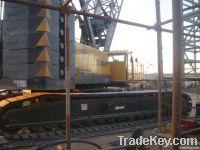 Used Crawler Cranes Sany 630T