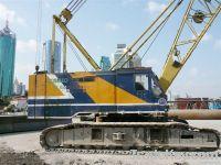 Used Crawler Cranes Kobelco 100T