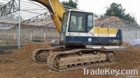 Used Excavators Komatsu PC200-5
