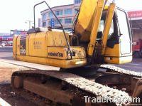Used Excavators Komatsu PC220-7
