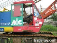 Used Crawer Cranes Kobelco 7055