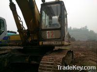 Used Excavators Caterpillar 330B