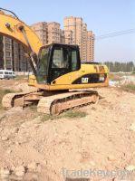 Used Excavators CAT 320D