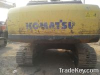 Used Excavators Komatsu PC210-7