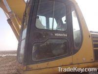 Used Excavators Komatsu PC200-6