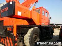 Used Cranes Kato KR25H-IIL