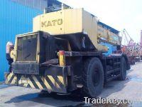 Used Cranes Kato KR500