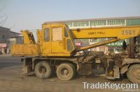 Used Cranes Kato NK25QY