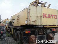 Used Cranes Kato NK350E