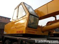 Used Cranes Kato NK400E