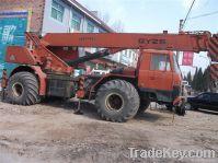 Used Cranes Kato QYZ25