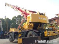 Used Cranes Kato SS-500