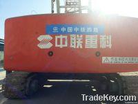 Used Cralwer Cranes Zoomlion QUY80