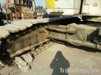 Used Crawler Cranes Zoomlion QUY 70