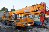 Used Cranes Kato NK250E