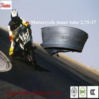 Hot sale 2.75-17 motorcycle inner tube vendor