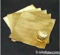 Candy packing aluminium foil