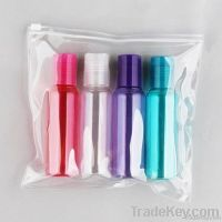 100ml Cosmetic Refillable Bottle Travel Lotion Bottle Set