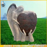 heart shape amgel granitestone