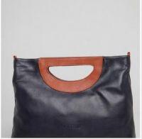 Cosettini Leather Ocassion Handbag