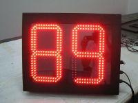 indoor/semi-outdoor/outdoor Countdown LED signs