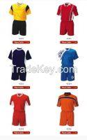 Soccer Balls & Uniforms