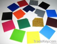 all size and color acrylic sheet manufacturer
