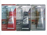 RTV Silicone Gasket Maker (Red/Black/Grey Color)
