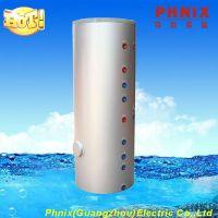 Buffer tank for heat pump