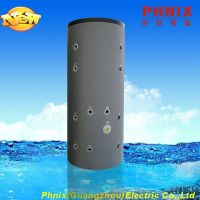 Accumulator Tank for solar water heater and heat pump