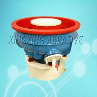 new style vibratory finishing machine