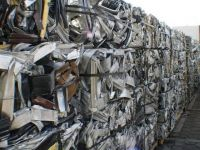 ALUMINUM EXTRUSTION SCRAP 6063