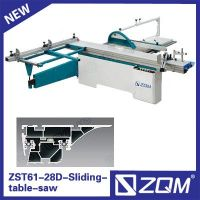 woodworking machine/wood cutting machine/wood panel saw/wood sliding table saw