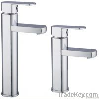 Single Handle Brass Basin Faucet