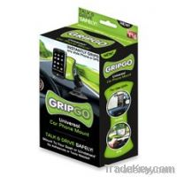 The GripGo Universal Car Phone Mount