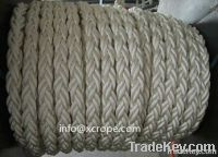 Nylon Braided Mooring Ropes