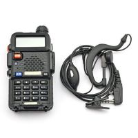 Baofeng VHF/UHF Ham Radio UV-5R ,Dual Band 5W 128CH walkie talkie interphone