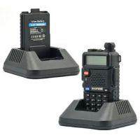 Baofeng VHF/UHF Ham Radio UV-5R ,Dual Band 5W 128CH two way radio walkie talkie interphone