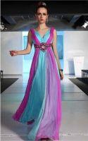 Ankle-length Prom Dress