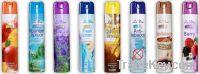 Aerosol Air Freshener Spray