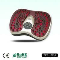 Infrared Acupuncture Vibrating Blood Circulation Foot Massager