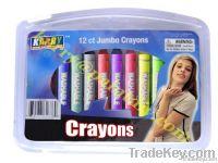 12-color Crayon Set