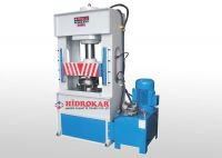 hidrokar deep drawing press 50 to 2000 tons - workshop type