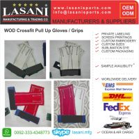 WOD Pull Up Grips Cross Fit Gloves, Fitness Grips, Crossfit Grips , Pullup grips, Custom Fitness Gear, ODM Fitness accessories