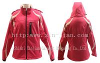2013 ladies  waterpfoof softshell jacket
