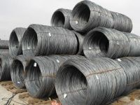 Hot Rolled Steel Wire Rods