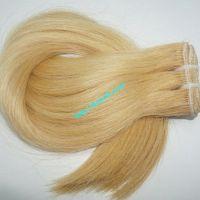 Blonde Human Hair 100% Remy Hair Extension